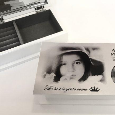קופסת תכשיטים מתנה מיוחדת