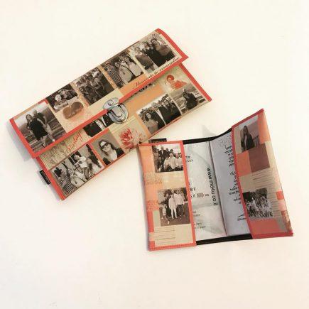 סט נרתיק וכיסוי דרכון מתנה מיוחדת לאישה