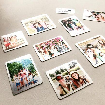 מגנטים עם תמונות משפחה