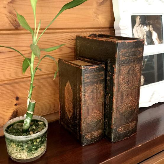 קופסת ספר מתנה לגבר