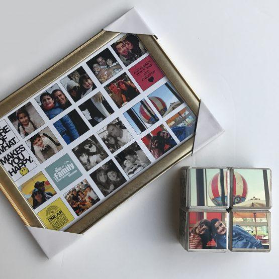 פאזל בקוביות מתנה מיוחדת לאישה