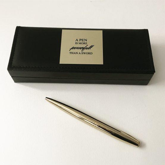 עט יוקרתית מתנה לגבר